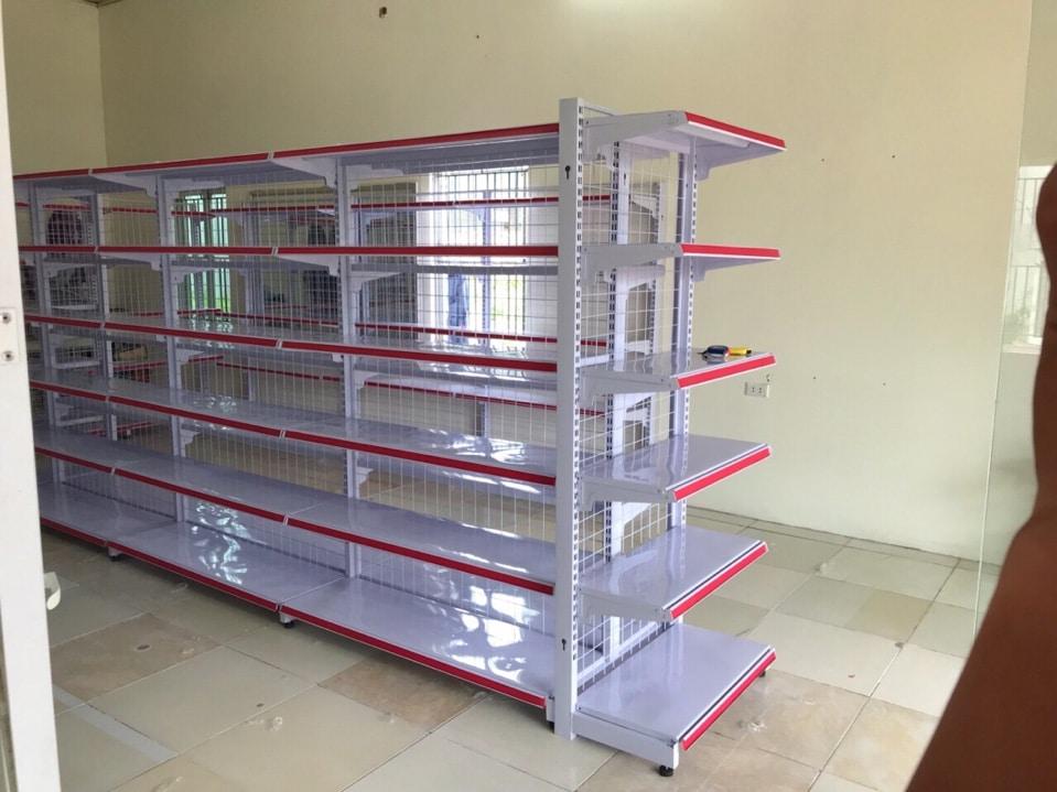 Kệ siêu thị Ninh Bình