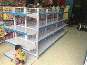 giá kệ siêu thị Lào Cai