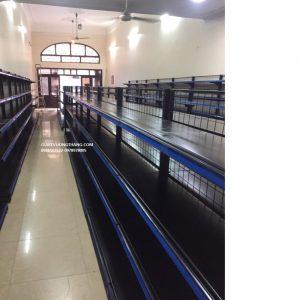 giá kệ siêu thị tại Bắc Kạn