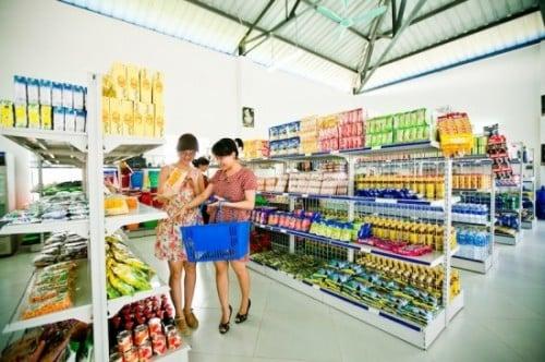 giá kệ siêu thị Bắc Giang