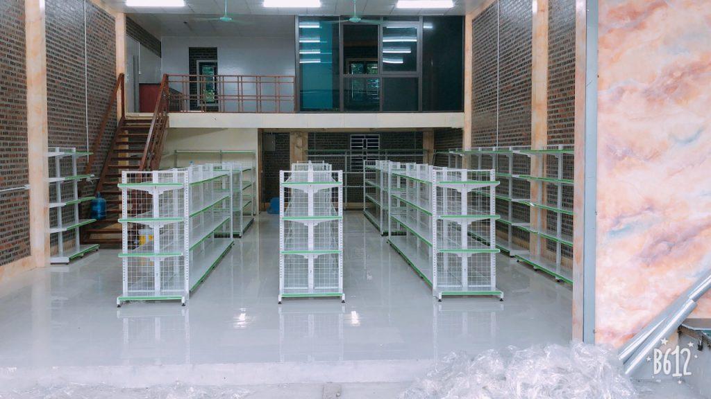 Kệ siêu thị Hà Nội