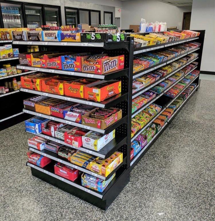 giá kệ siêu thị chứa hàng