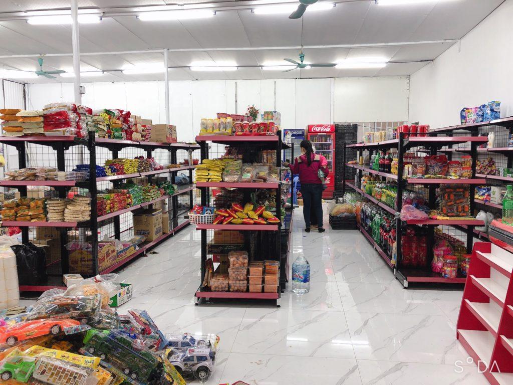 Kệ siêu thị Tây Tựu, Từ Liêm, Hà Nội